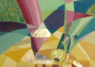 NATURA MORTA 40x50 pittura ad olio su tela 2017