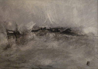 Paesaggio in bianco e nero | 50x70 2013